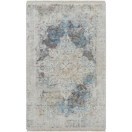 Solar SOR-2306 2' x 3' Rectangle Traditional Rugs in