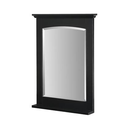 M-KENT-24BE Kent 24-inch Mirror  in Brown