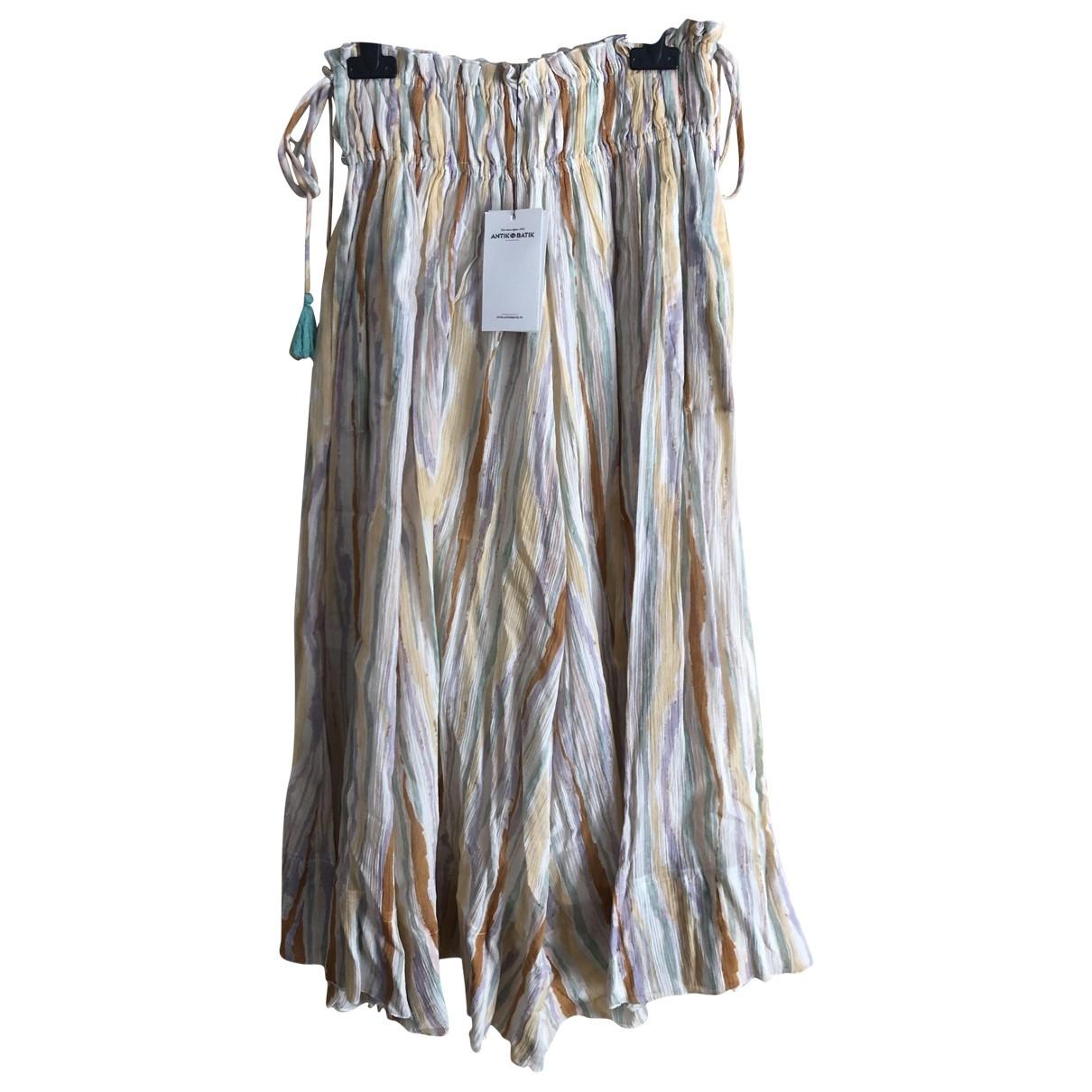 Falda maxi Antik Batik