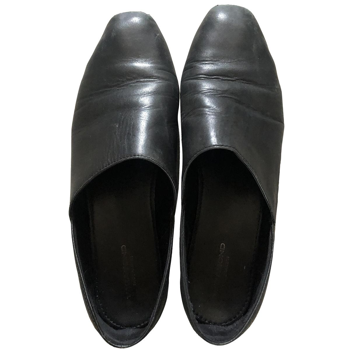 Vagabond - Mocassins   pour femme en cuir - noir