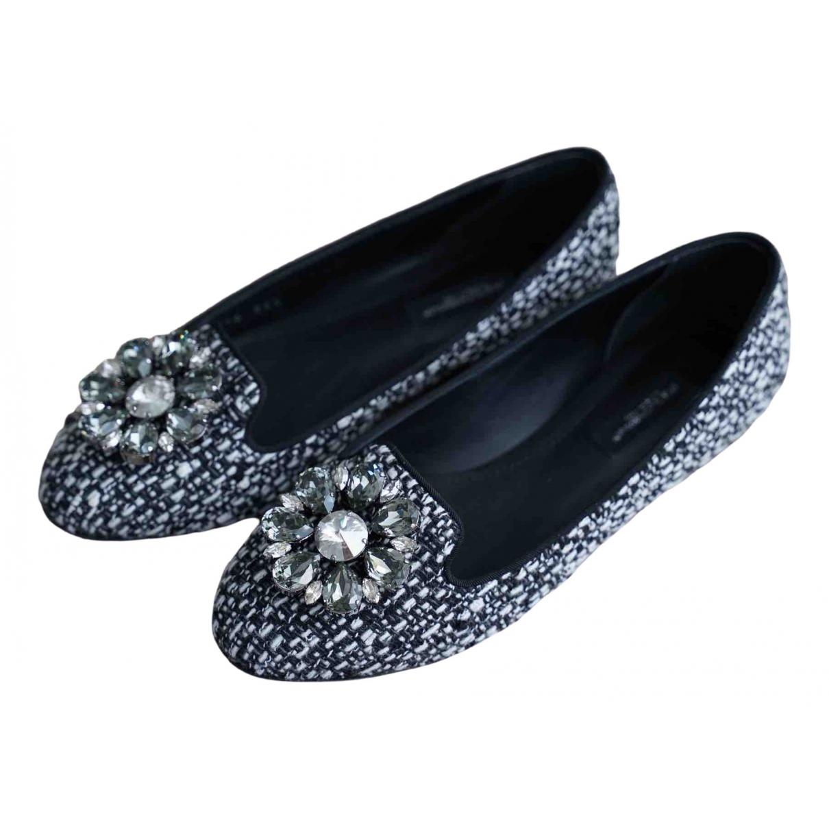Bailarinas Tweed Dolce & Gabbana