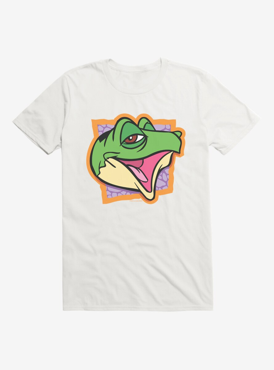 The Land Before Time Spike Square T-Shirt