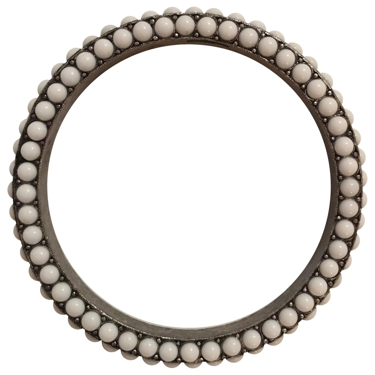 Lanvin \N White Metal bracelet for Women \N