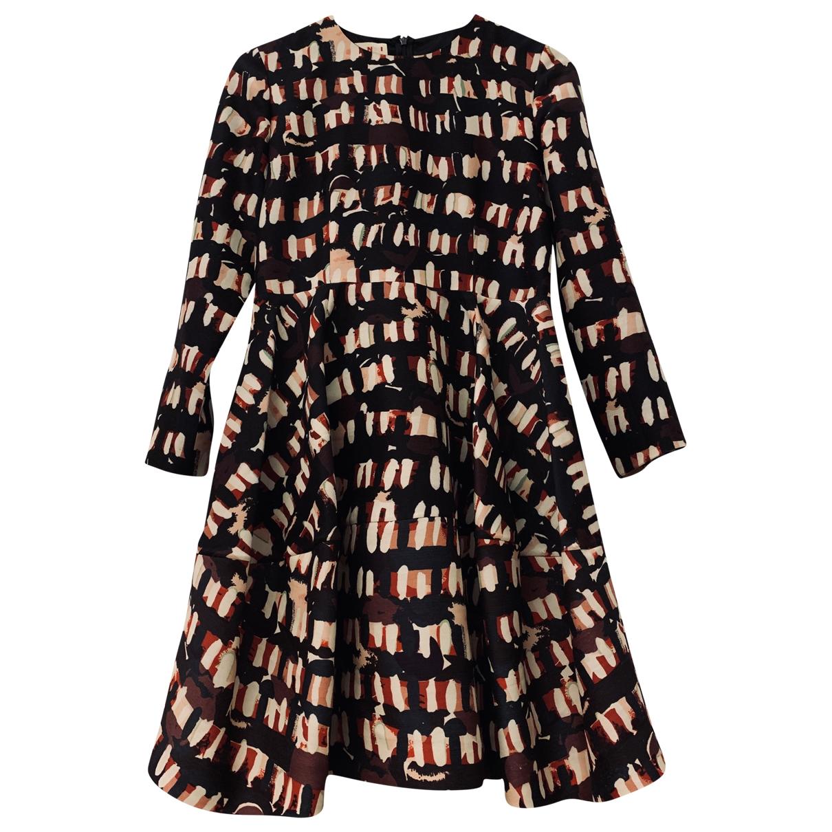 Marni \N Multicolour Wool dress for Women 40 IT