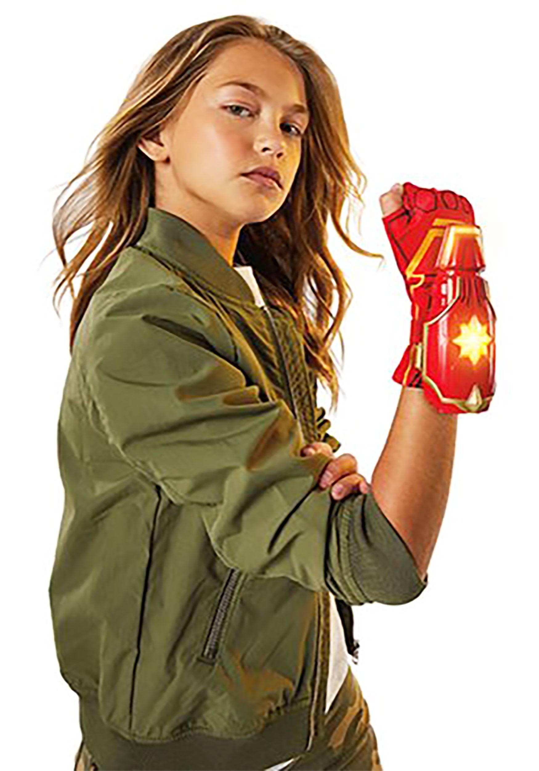 Kid's Captain Marvel Photon Power FX Glove