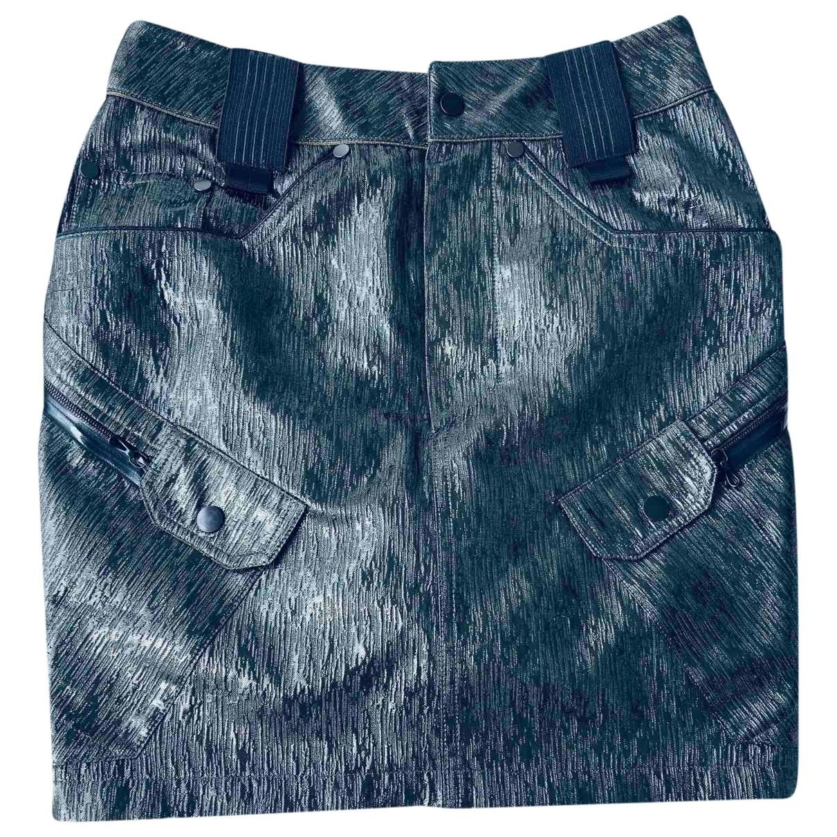 Mini falda Anthony Vaccarello