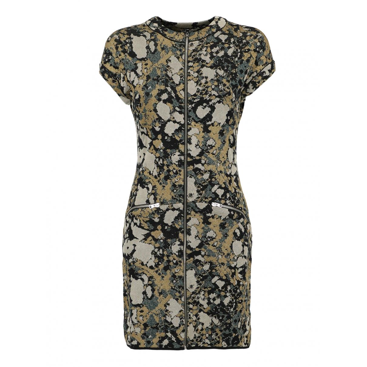 M Missoni \N Kleid in  Beige Synthetik