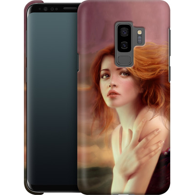 Samsung Galaxy S9 Plus Smartphone Huelle - Melanie Delon - Hope von TATE and CO