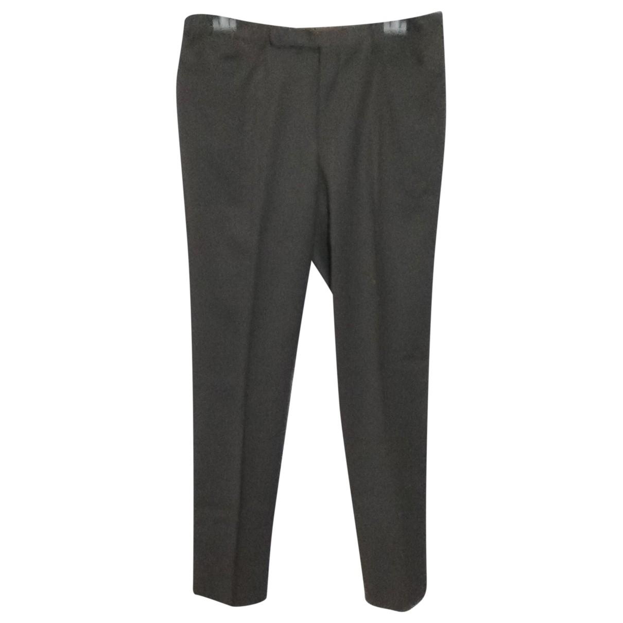 Pantalon de Lana Corneliani