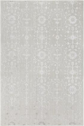 Tidal TDL-1027 6' x 9' Rectangle Traditional Rugs in Light