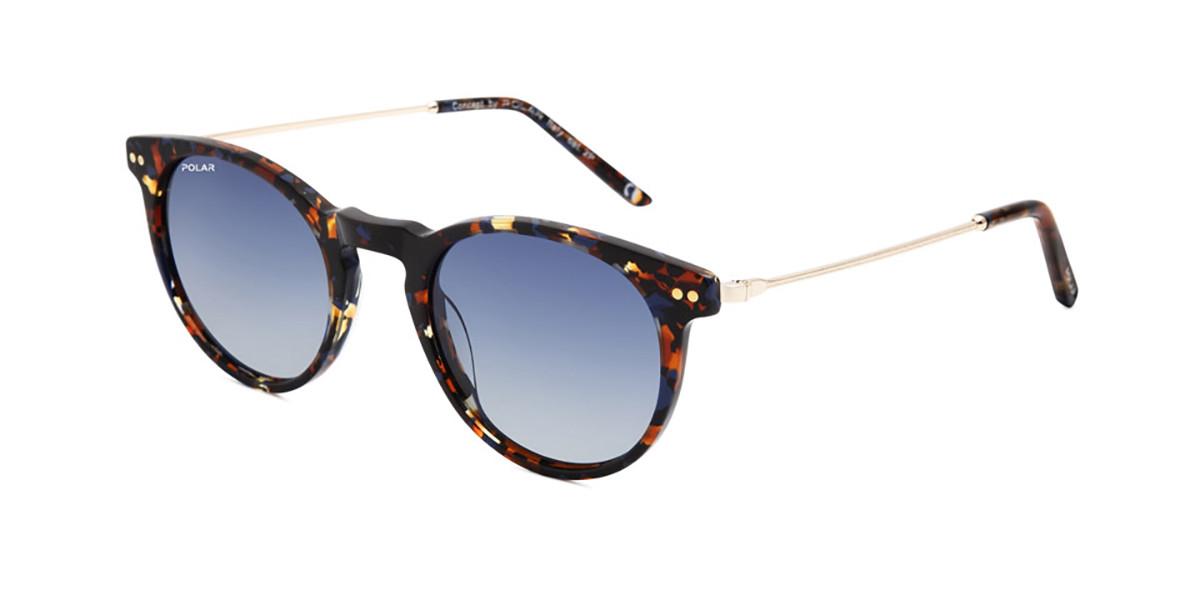 Polar PL York Polarized 420 Men's Sunglasses Tortoise Size 49
