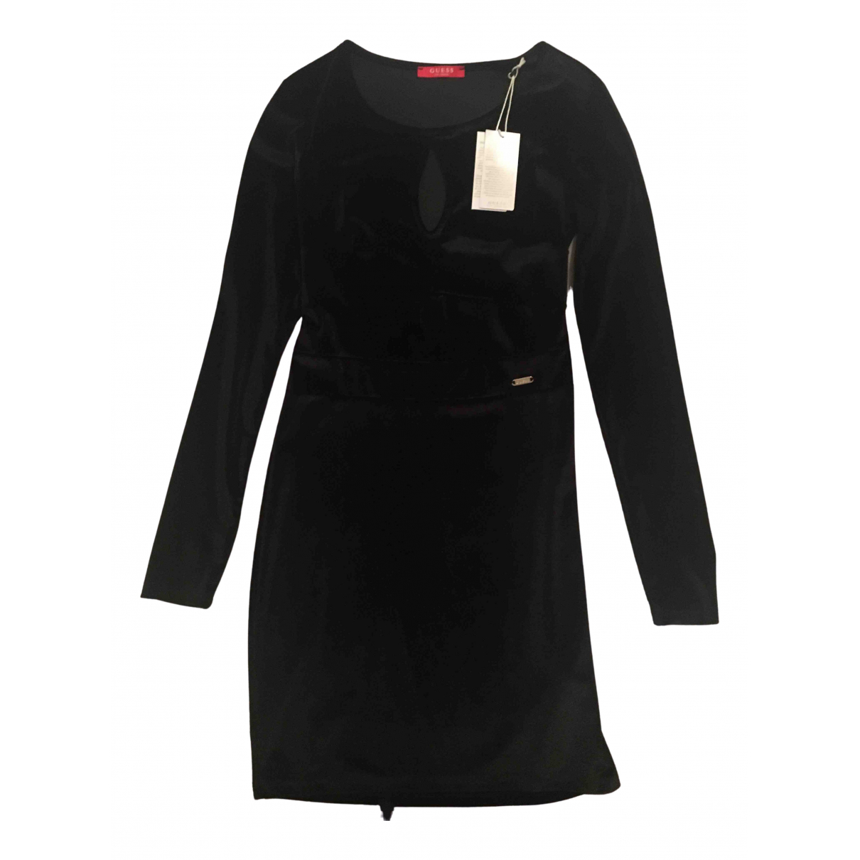Guess \N Black Velvet dress for Women XS International