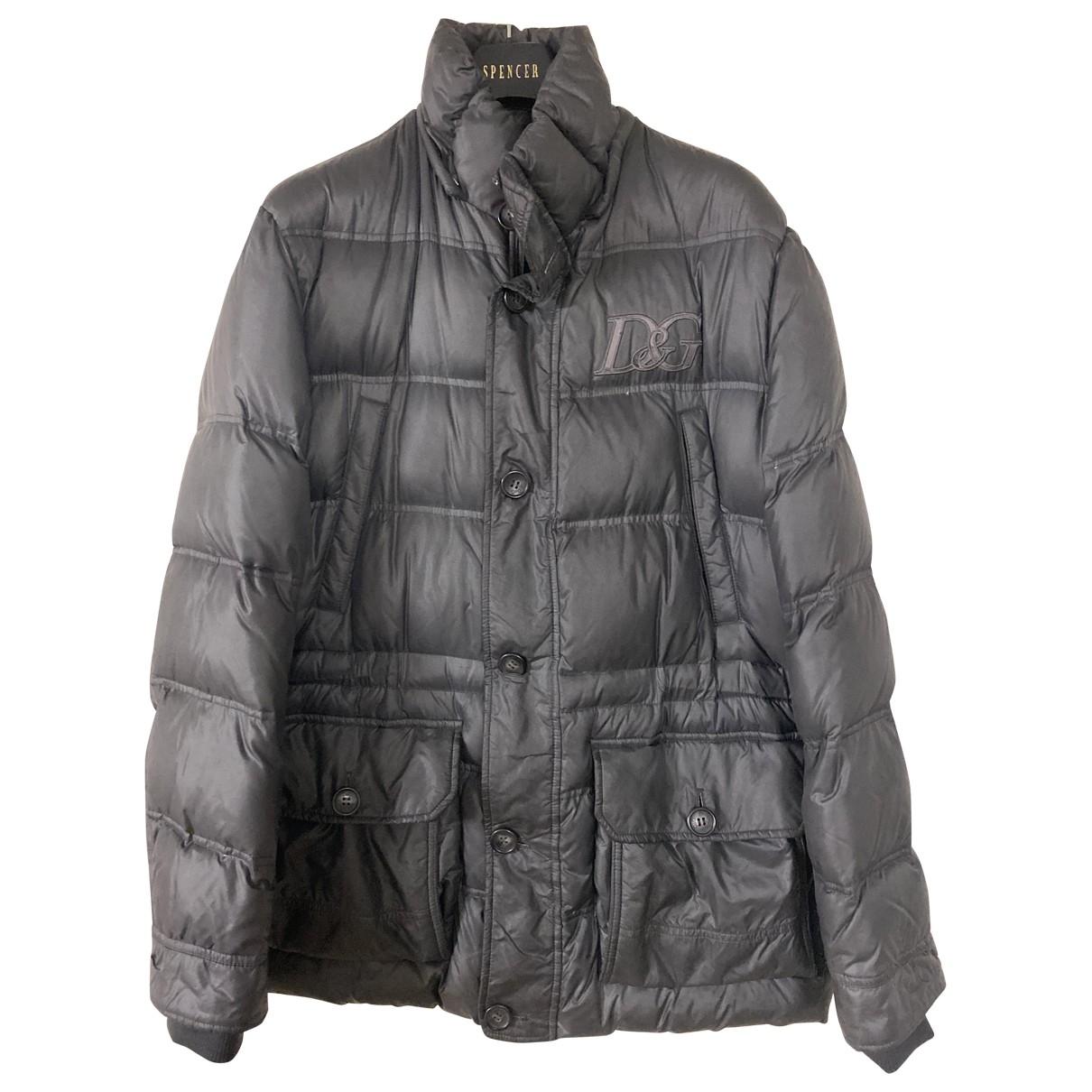 D&g \N Maentel in  Grau Polyester