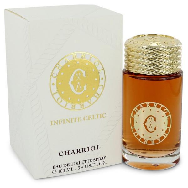 Infinite Celtic - Charriol Eau de Toilette Spray 100 ml