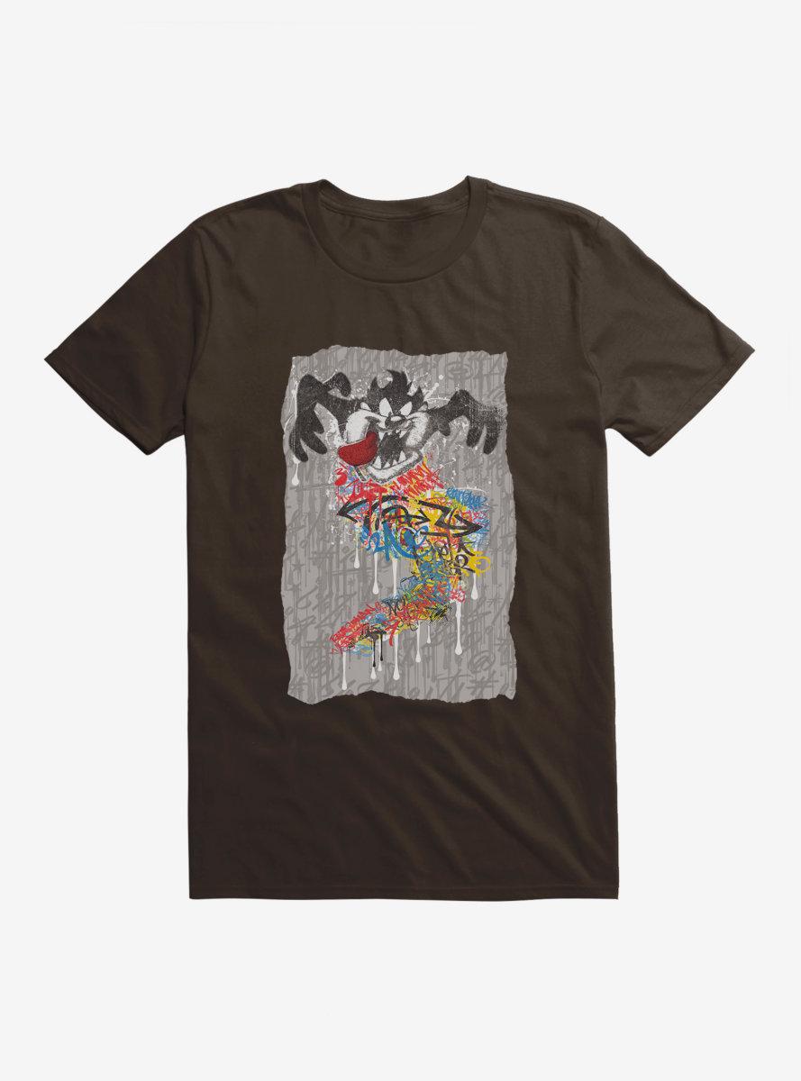 Looney Tunes Tasmanian Devil Mania T-Shirt