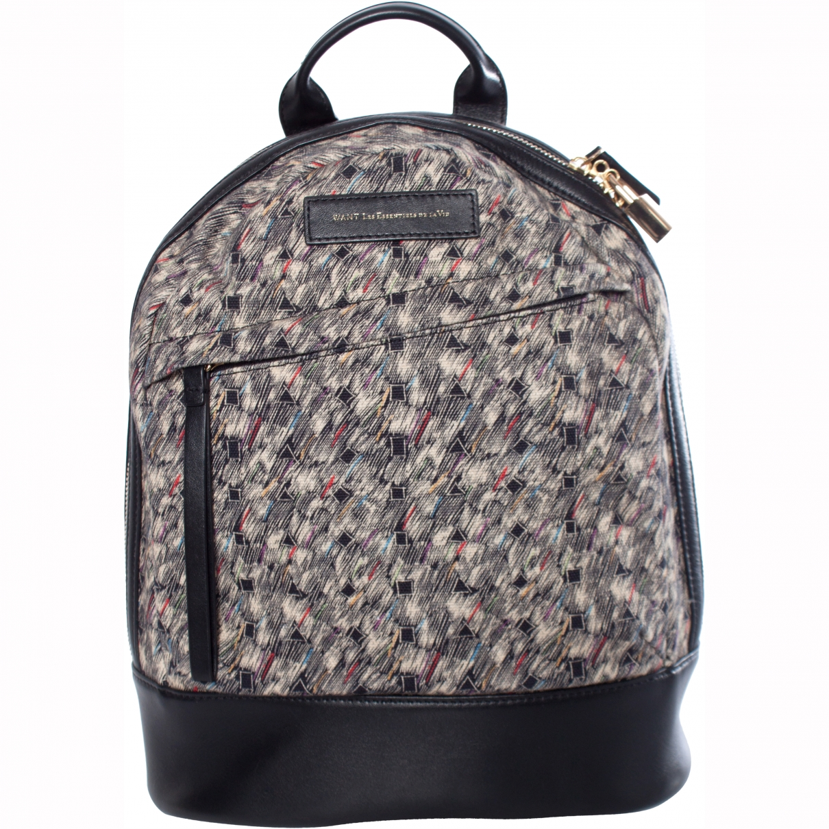 Want Les Essentiels De La Vie \N Multicolour Leather backpack for Women \N