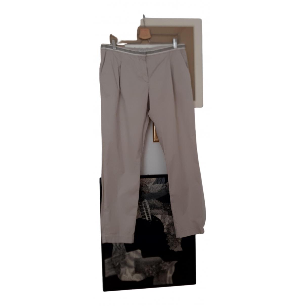 Pantalon recto Fabiana Filippi