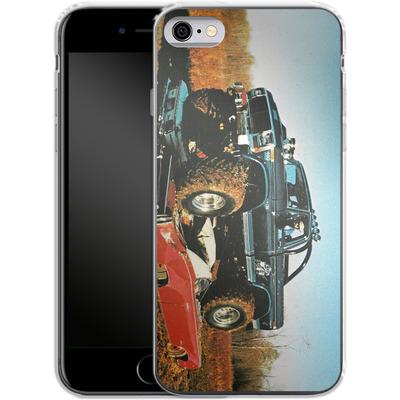 Apple iPhone 6s Silikon Handyhuelle - Bigfoot Seventies von Bigfoot 4x4