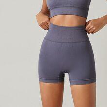 Sports Shorts mit breitem Taillenband