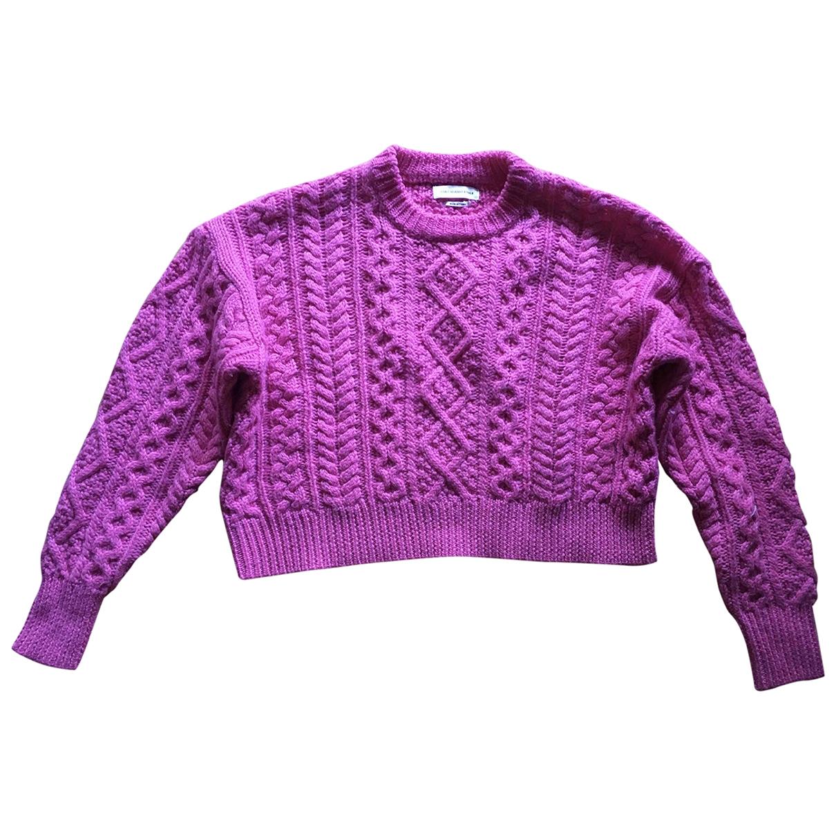 Isabel Marant Etoile \N Pink Wool Knitwear for Women 36 FR