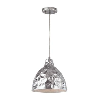 46211/1 Hammersmith 1 Light Pendant in Polished