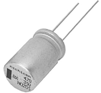 Nichicon 470μF Electrolytic Capacitor 25V dc, Through Hole - UBX1E471MHL (2)