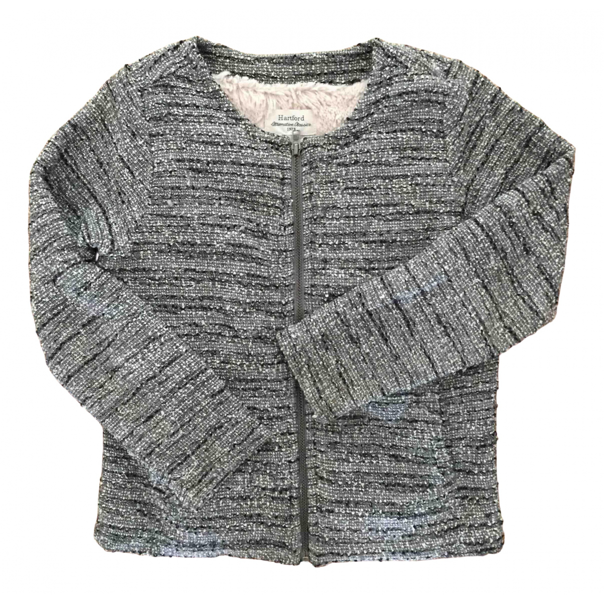 Hartford \N Grey Cotton Knitwear for Kids 6 years - up to 114cm FR