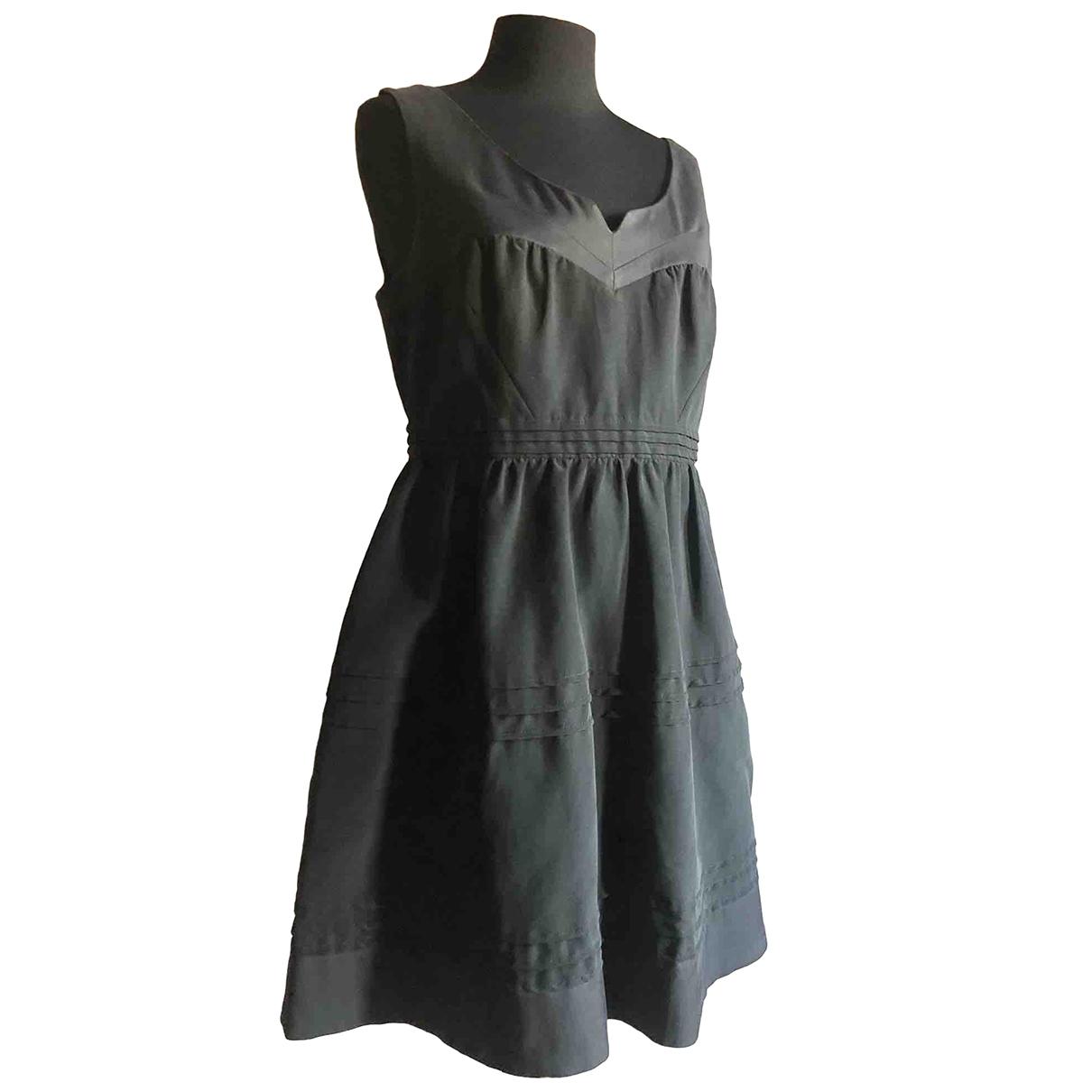 See By Chloe \N Kleid in  Schwarz Synthetik