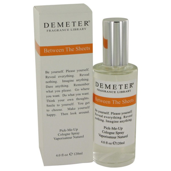 Demeter - Between The Sheets : Cologne Spray 4 Oz / 120 ml