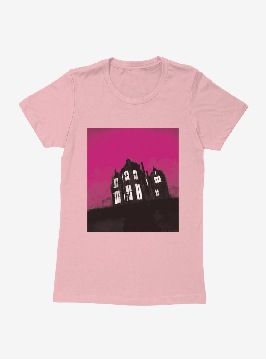 Doctor Who Knock Knock Womens T-Shirt