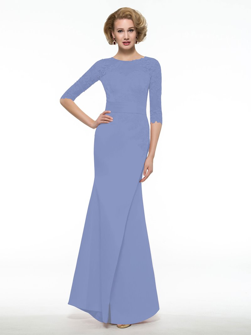 Ericdress Appliques Half Sleeves Mother Of The Bride Dress