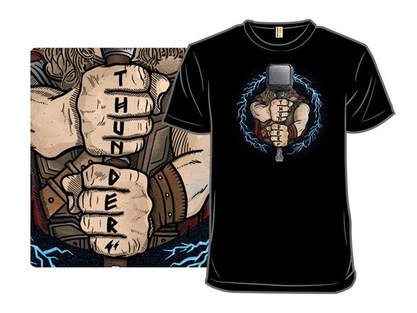 Thunder T Shirt