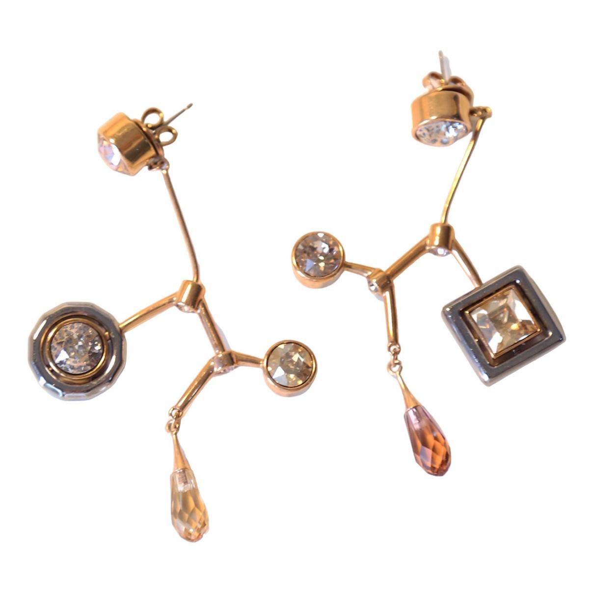 Swarovski Atelier - Boucles doreilles   pour femme en cristal