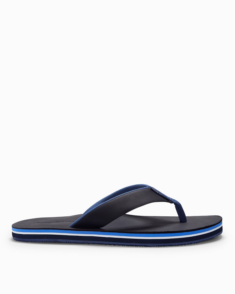 Khenan Leather Sandals
