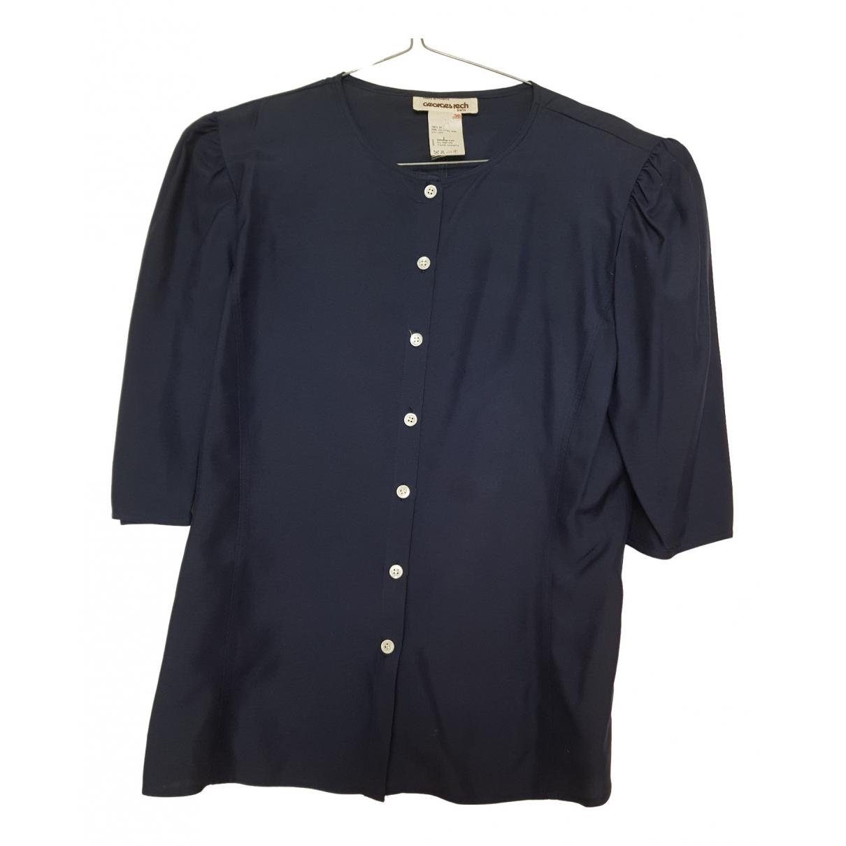 Camisa de Seda Georges Rech
