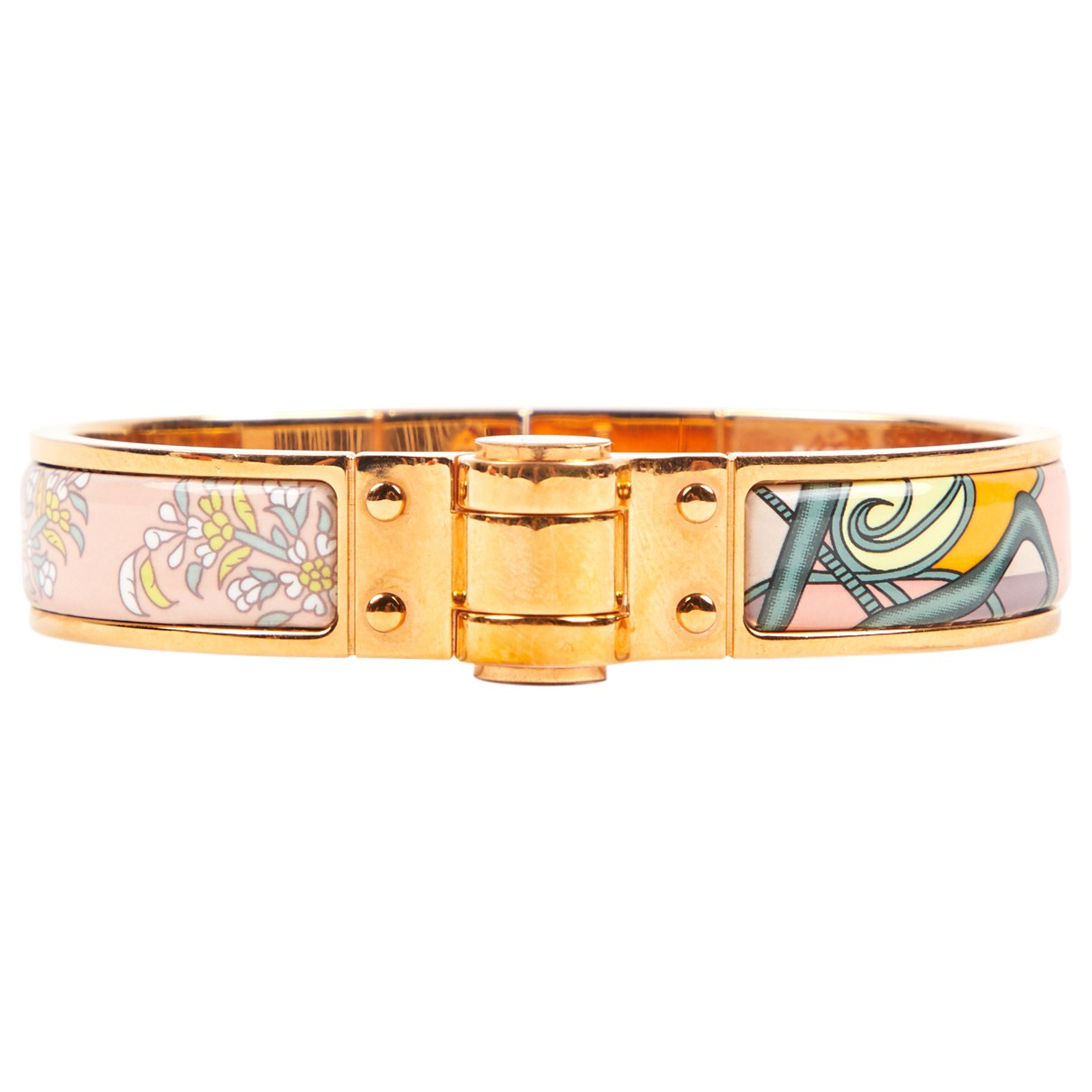 Hermes \N Armband Gold