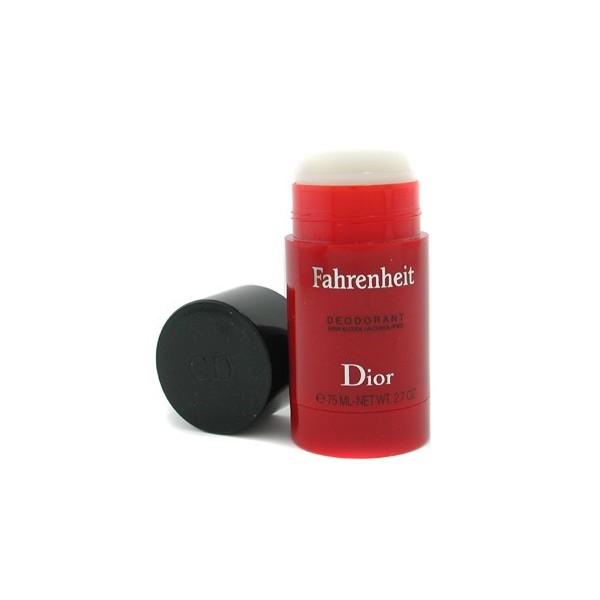 Fahrenheit - Christian Dior desodorante en stick 75 ML