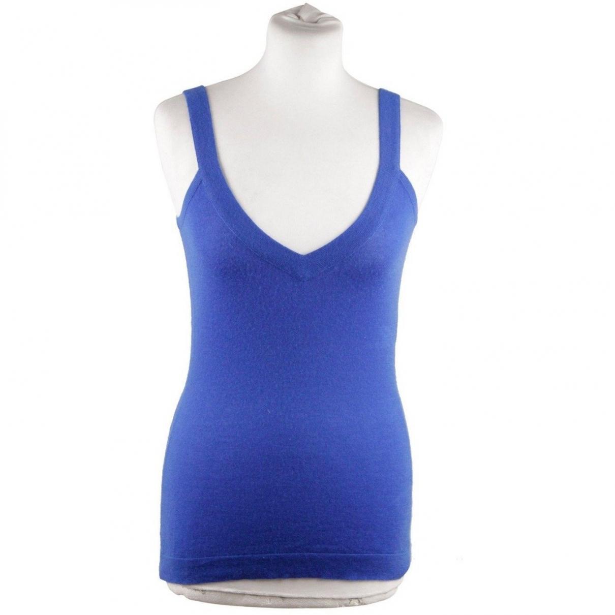 Versace \N Blue Cashmere  top for Women XS International