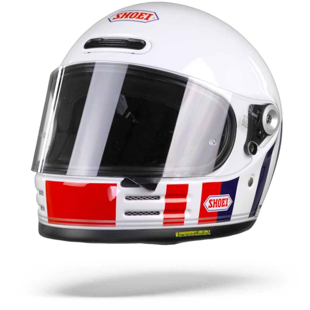 Shoei Glamster Resurrection TC-10 Casco Integral XL