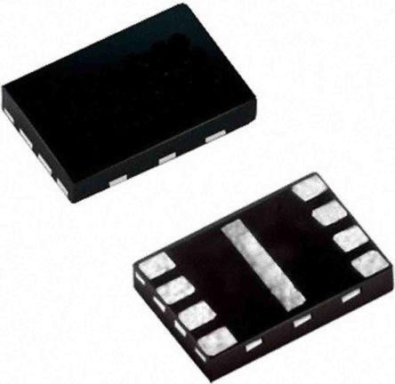 Winbond W25X10CLUXIG, SPI NOR 1Mbit Flash Memory Chip, 8-Pin USON (4000)