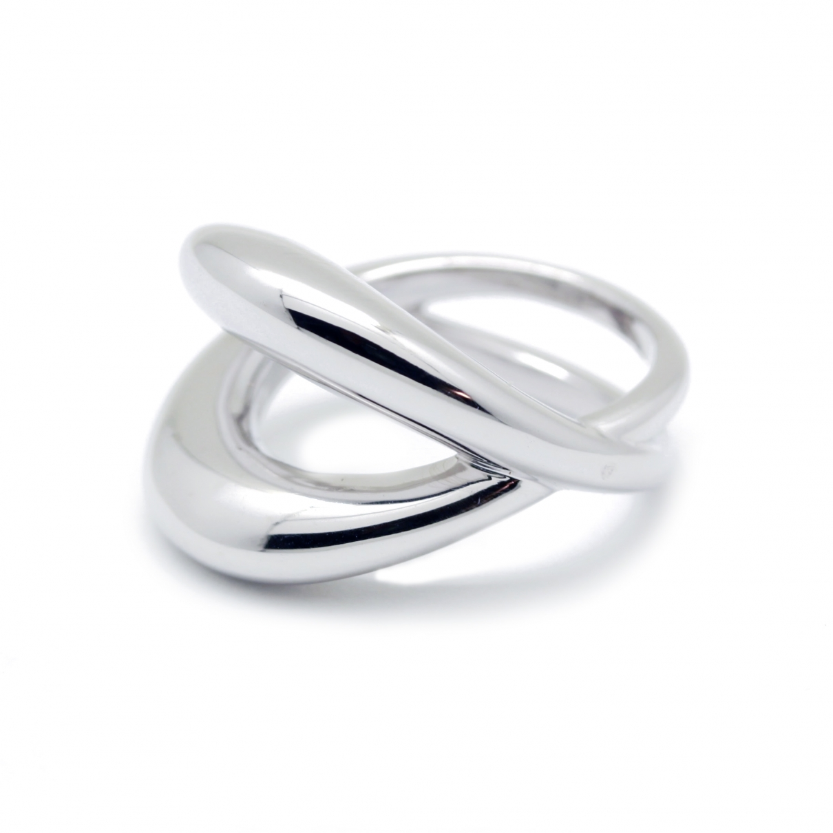 Mauboussin \N Silver White gold ring for Women \N