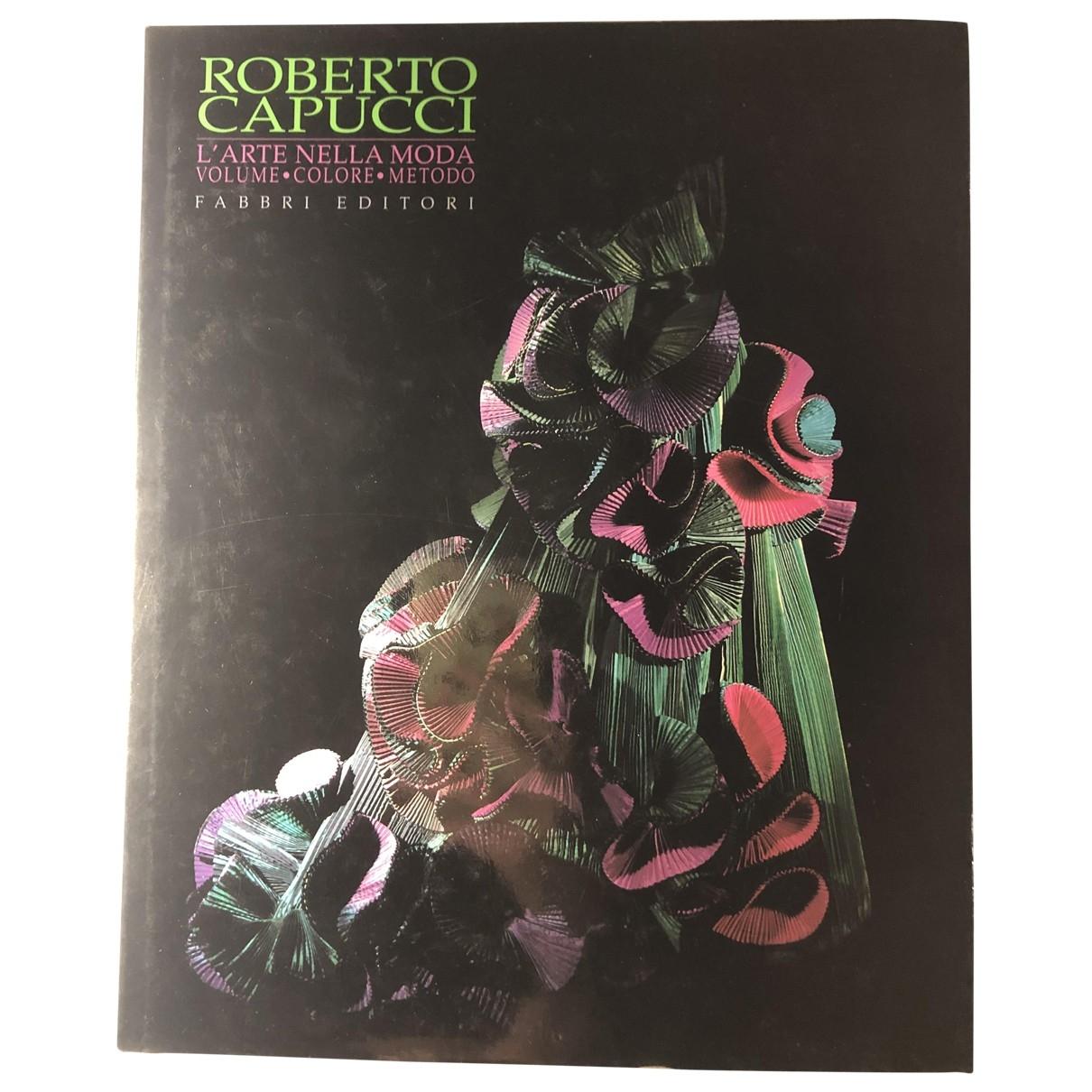 Roberto Capucci - Art   pour lifestyle en autre