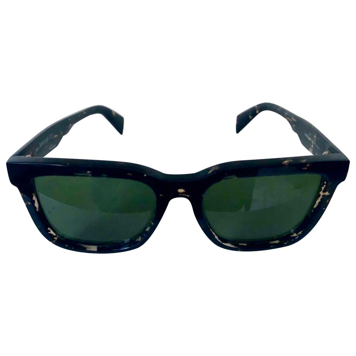 Just Cavalli \N Sonnenbrillen in  Schwarz Kunststoff