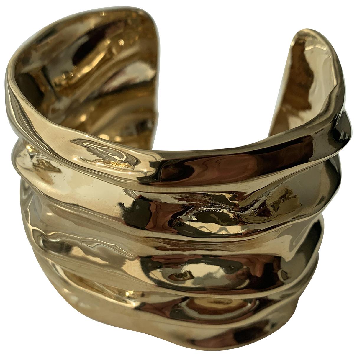Annelise Michelson - Bracelet   pour femme en plaque or - dore