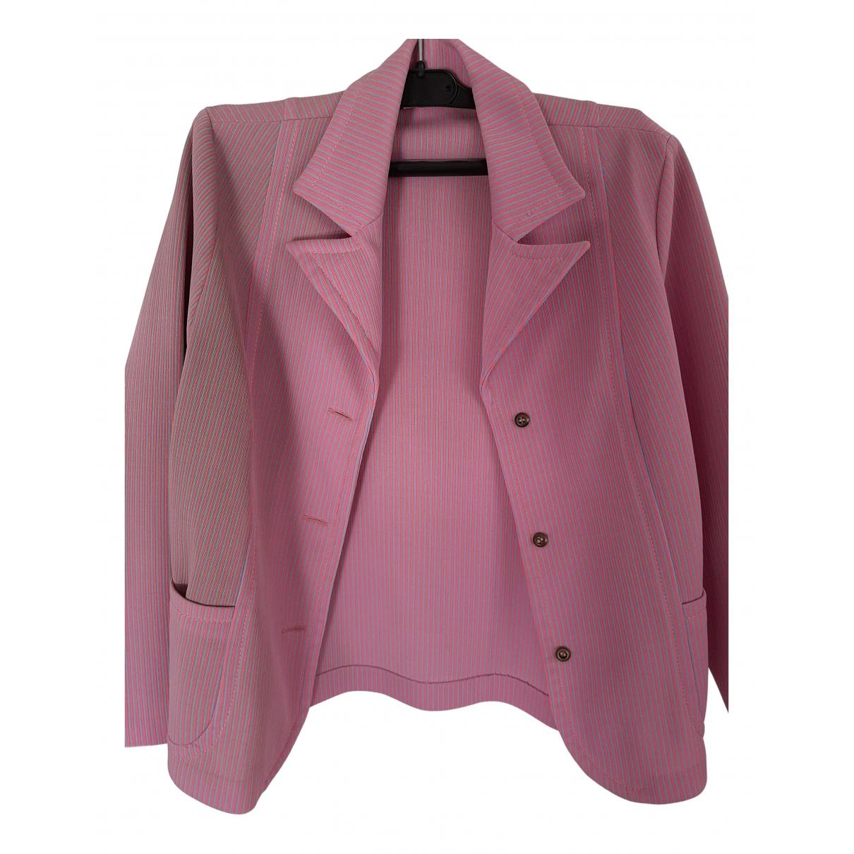 Ted Lapidus - Veste   pour femme - rose
