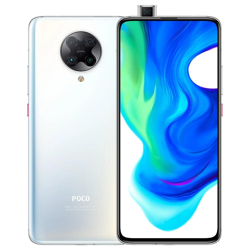Global Version POCO F2 Pro 5G Smartphone 6GB 128GB Phantom White