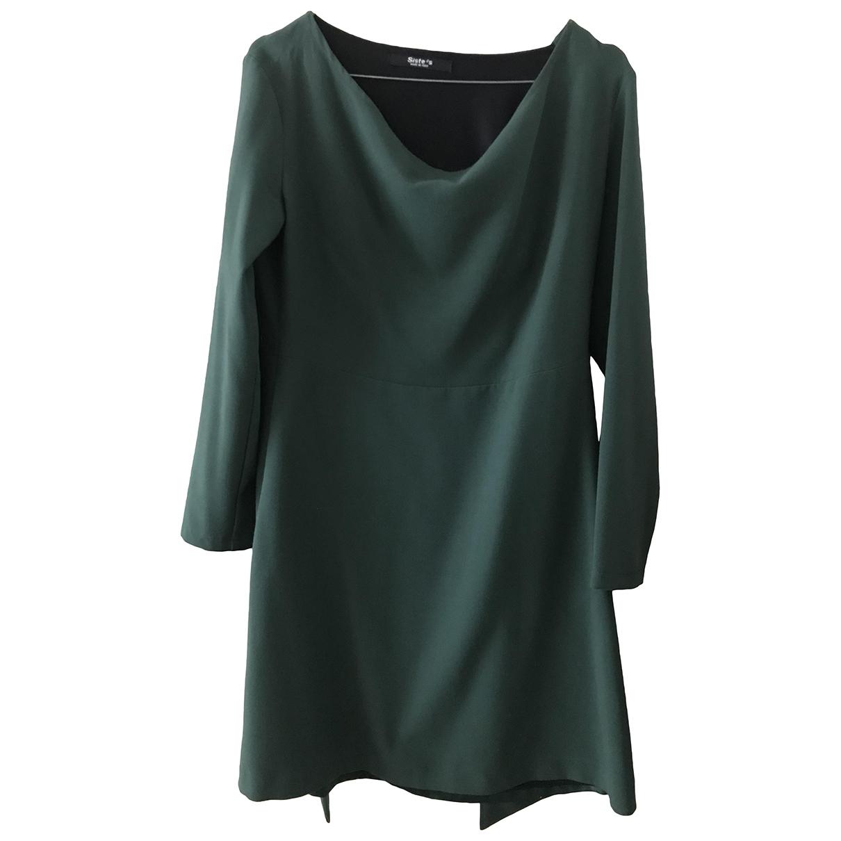 Sistes - Robe   pour femme - vert