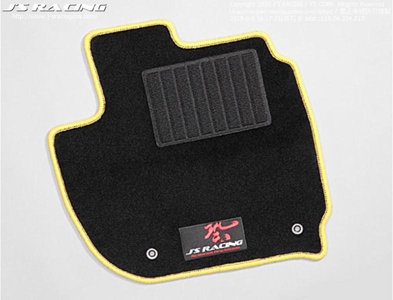 Js Racing Sport Floor Mat Honda S2000 00-09