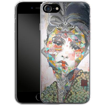 Apple iPhone 8 Silikon Handyhuelle - Devon Aoki von Minjae Lee