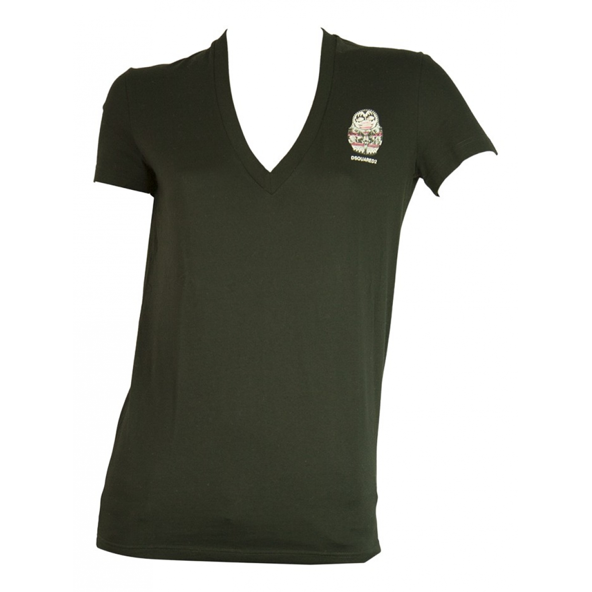 Dsquared2 N Black Cotton  top for Women S International